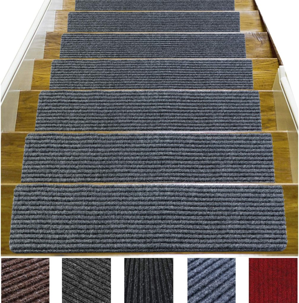 rug grippers for stairs