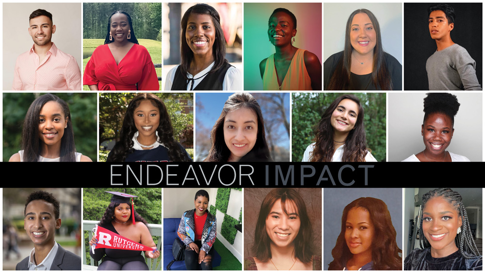 Endeavor Welcomes First Class Of Impact Fellows; Reveals Talented Creatives Set To Make Social Impact