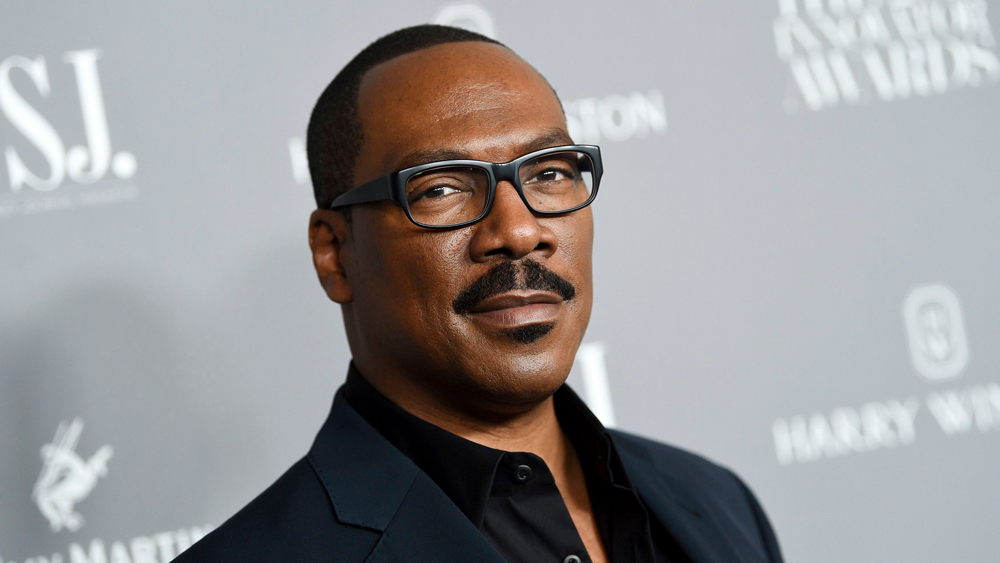 Eddie Murphy Signs Three-Picture And First-Look Deal With Amazon Studios