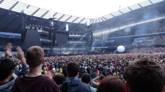 Anyone Been To A Concert At Etihad Stadium?
