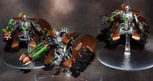 Necron Destroyers