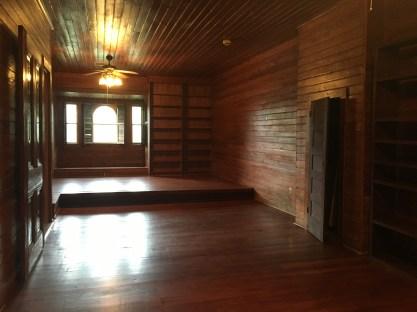 third floor AG house