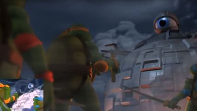 Photo of Original Teenage Mutant Ninja Turtles Intro Redone in Modern CGI