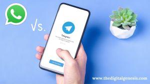 WhatsApp Or Telegram