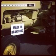 Made in Brantford Podcast Album Cover