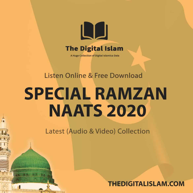 Ramzan Naats Collection 2019 - 50+ Naats (Mp3 Download)