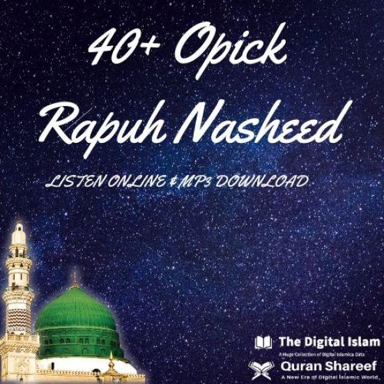 Opick Rapuh
