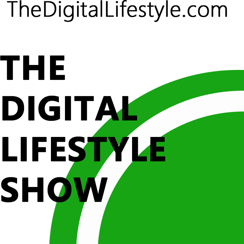 The Digital Lifestyle Show #540 – Win a book