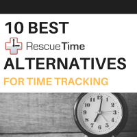 10 Best RescueTime Alternatives for Time Tracking