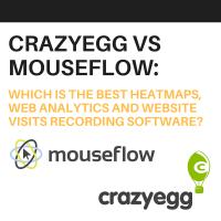 CrazyEgg vs Mouseflow
