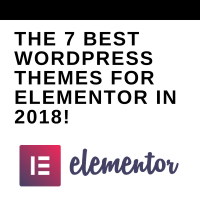 WordPress Themes for Elementor