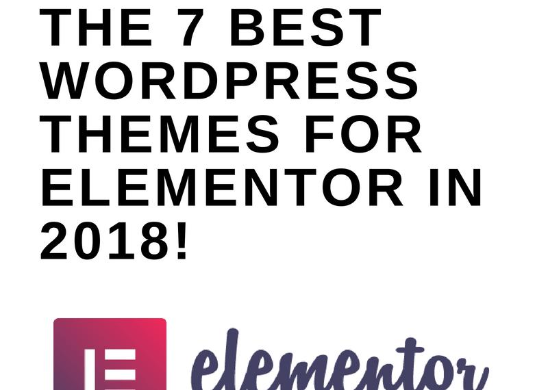 WordPress Themes for Elementor