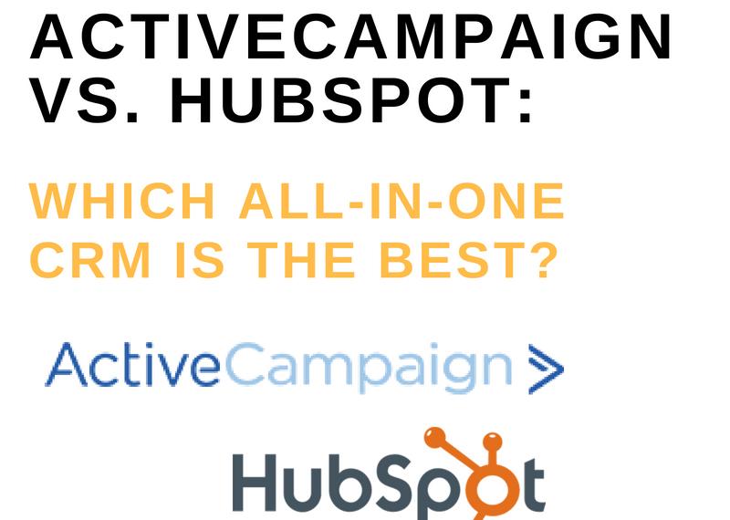 ACTIVECAMPAIGN VS. HUBSPOT