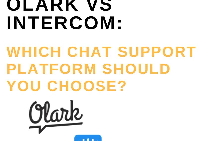 Olark vs Intercom