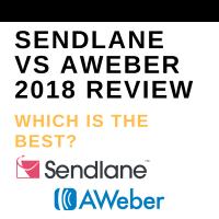 SENDLANE VS AWEBER 2018 REVIEW