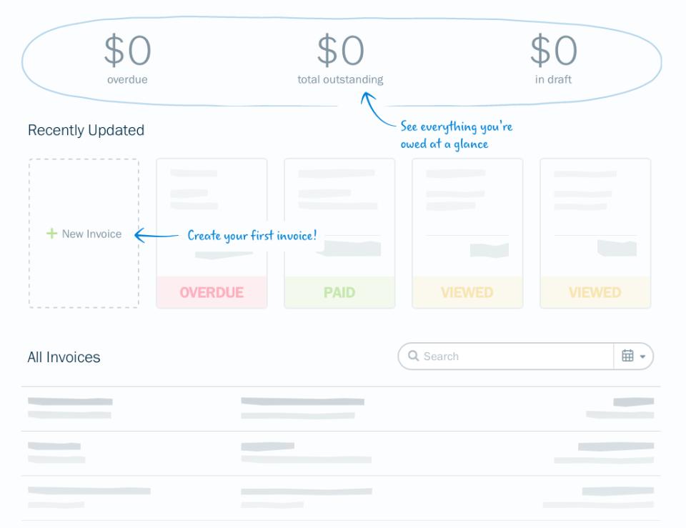 Freshbook Create Invoice
