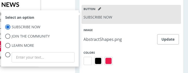 Sunmo Select Option