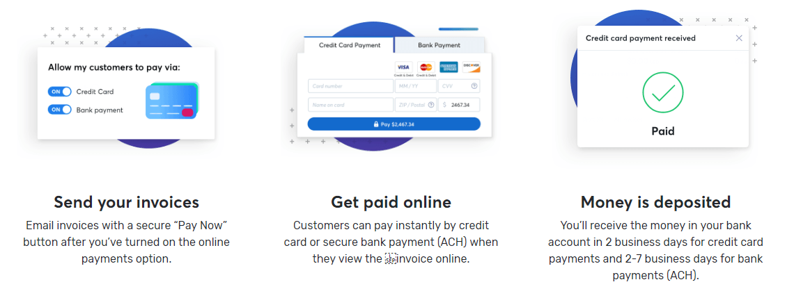 how to submit payments through wave