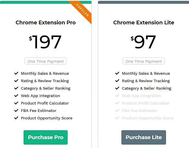 jungle scout pricing