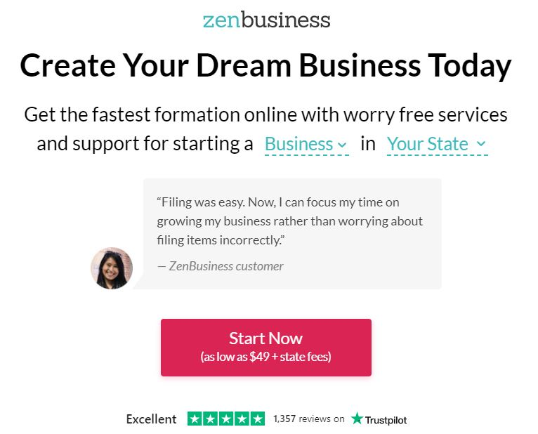 Why Go with ZenBusiness?