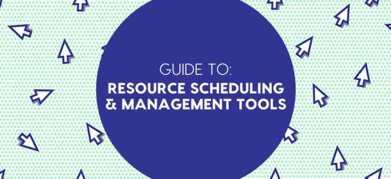 resource management software and & resource scheduling software