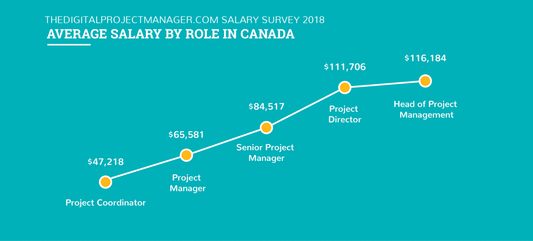 Find out how much project managers make in us uk and canada - Head of project management office ...