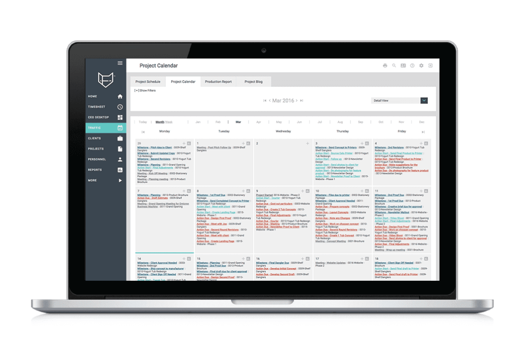 FunctionFox - project management software