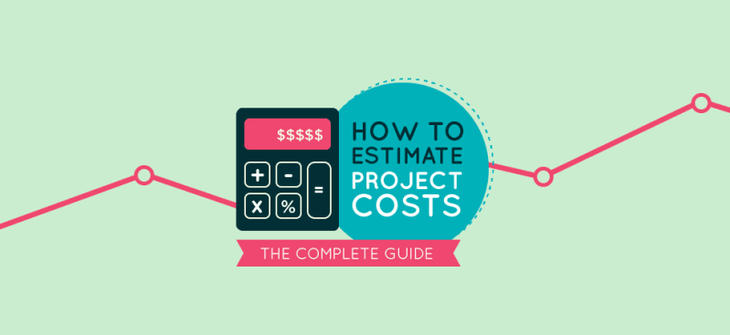 Project cost estimation - step-by-step guide