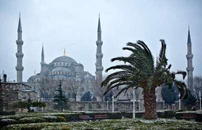 The Blue Mosque & The Ayasofya