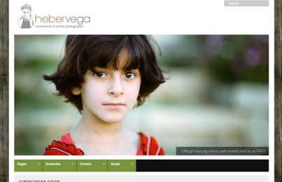 New Blogger: Heber Vega
