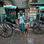 Multimedia: The Pull Rickshaws of Kolkata