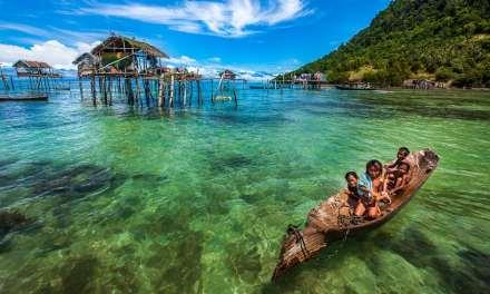 The Bajau Laut of Borneo
