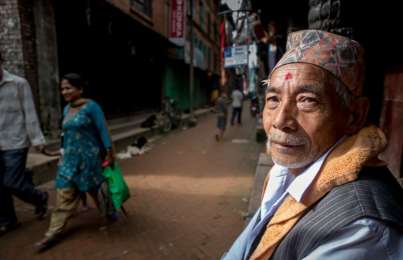 Life, Worship and Sitting around: Bhaktapur, Nepal