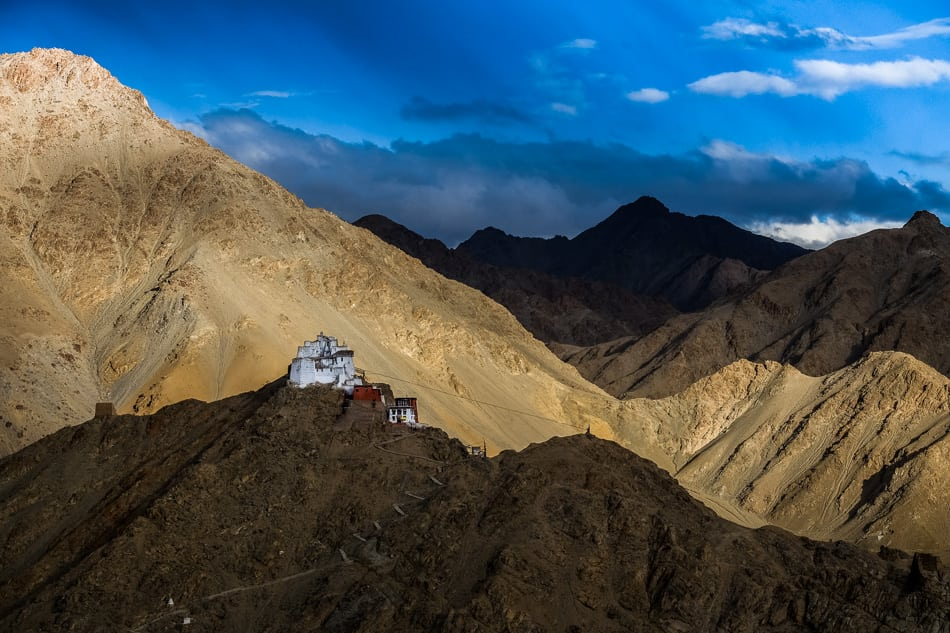 Namgyal Tsemo Monastery, Leh, Ladakh