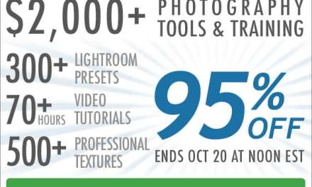 $2,000 Worth of Photography Tools for $89… Really!