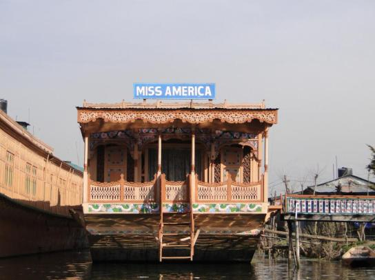 Houseboat Miss America