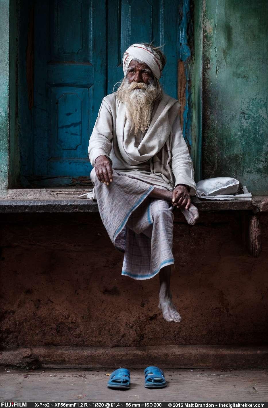 Fair Baba, Varanasi, India