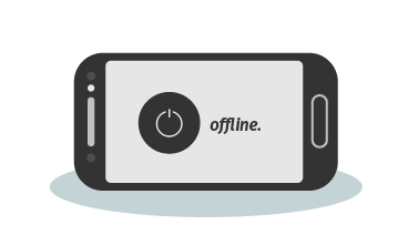 7 Gründe das Smartphone auch mal wegzulegen
