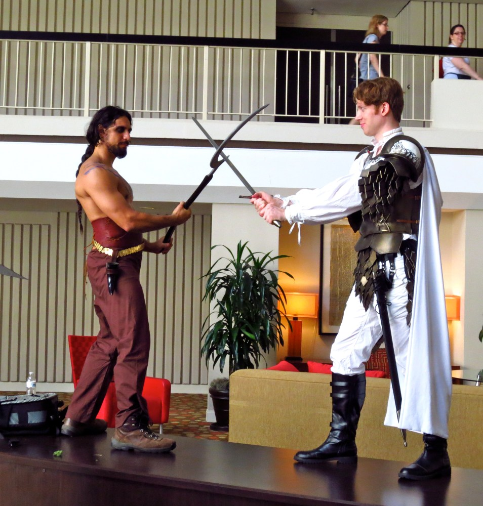 Dragon*Con 2012 Recap: Saturday  (2/6)