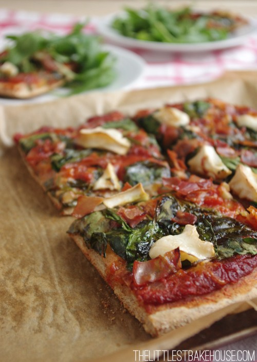 Wholemeal-Pizza