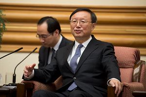 China's Top Diplomat Checks in on Myanmar Projects