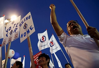 No Easy Win for Singapore's PAP