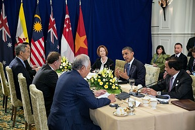 Trans-Pacific Partnership: Prospects and Challenges