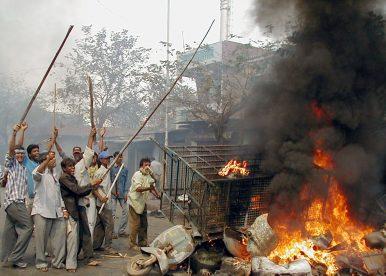 The Myth of Secular India