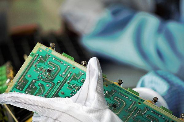 Kekurangan Chip Semikonduktor