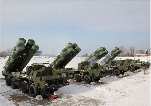 Russia Takes Delivery of New S-400 Air Defense System Regiment – The Diplomat