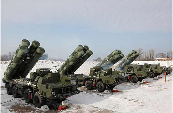 New Long-Range Missile for Russia's S-400 Air Defense ...