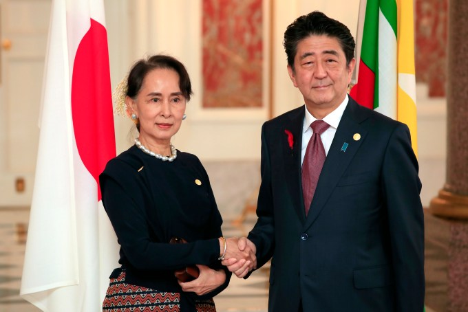 Japan and Myanmar's Toxic Friendship – The Diplomat