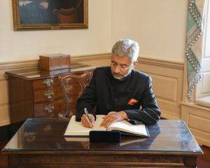 Is There an Indian Way of Foreign Policy? The Country's Foreign Minister Thinks So