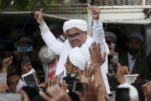 Firebrand Indonesian Cleric Returns From 3-year Saudi Exile